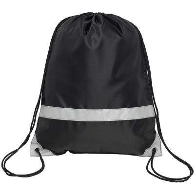 Image of Knockholt Reflective Drawstring Bag
