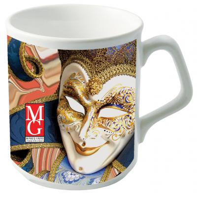 Image of Sparta Dye Sublimation Mug