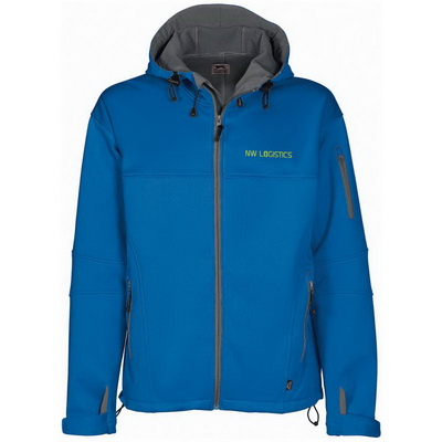 Image of Match softshell jacket