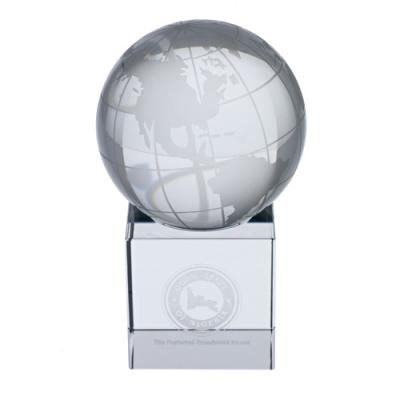 Image of Crystal Globe Award