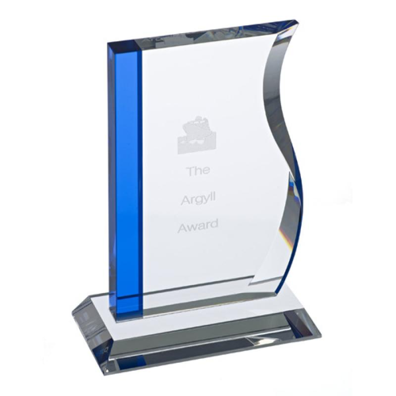 Image of Argyll Crystal Award