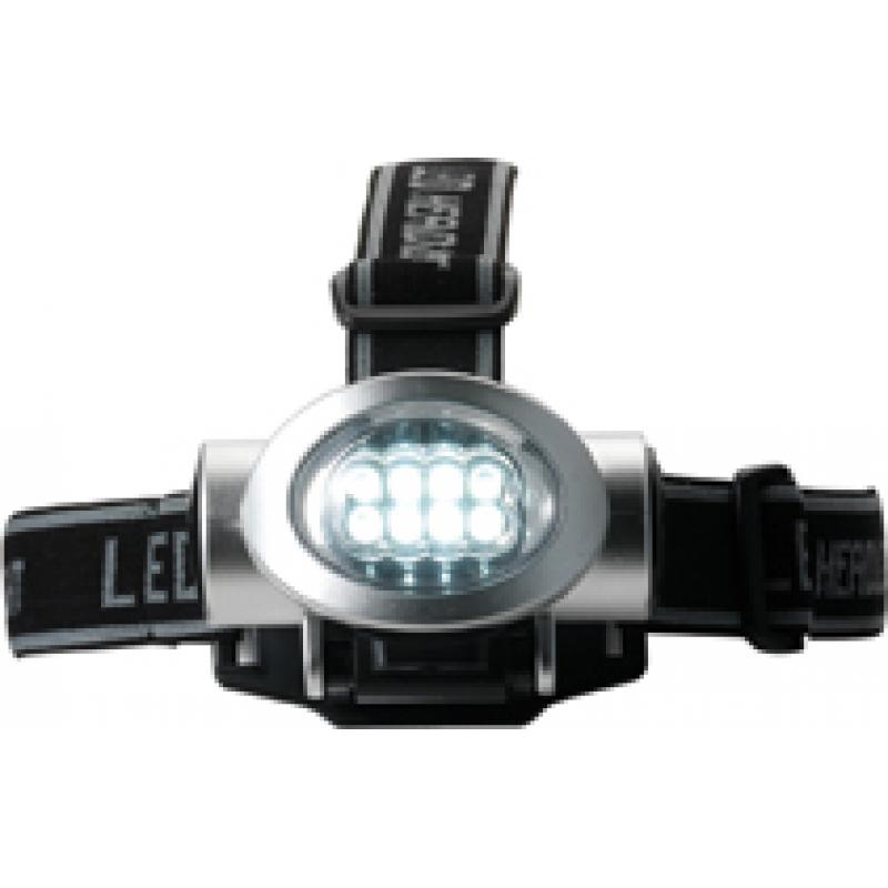 Image of Head light with 8 LED lights