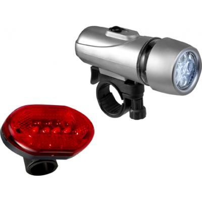 Image of Set of two bicycle lights