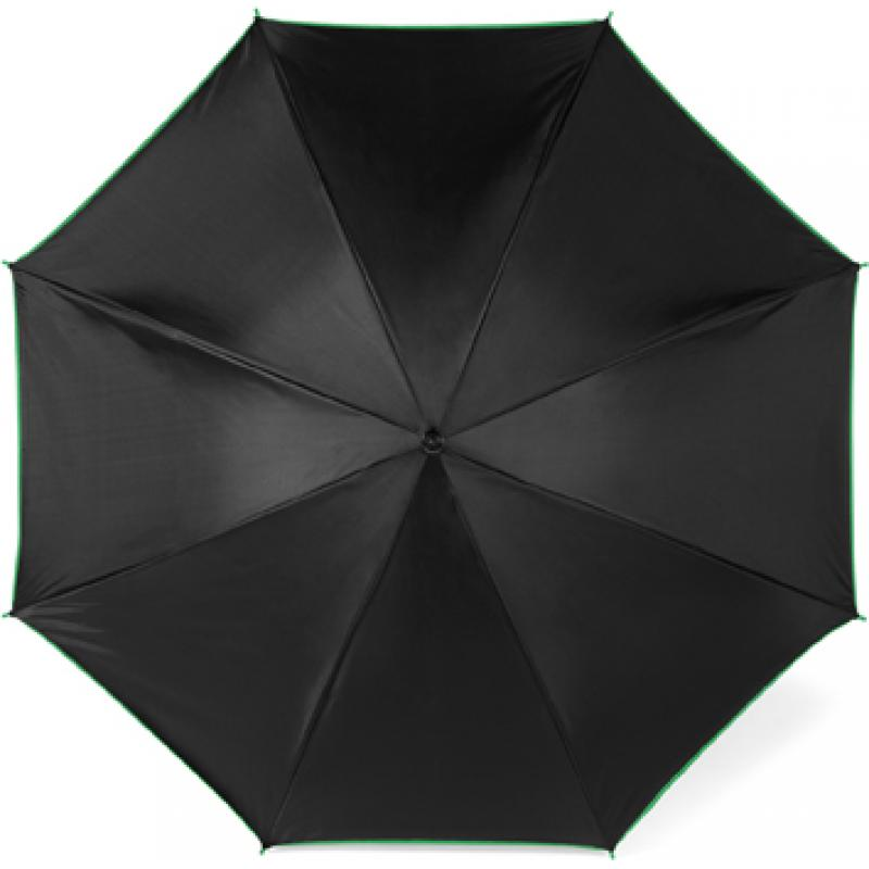 Image of Umbrella which opens automatically.