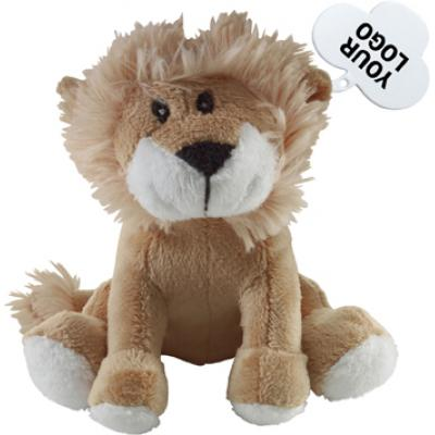 Image of Soft toy lion