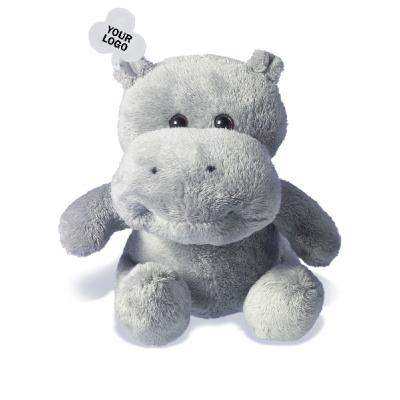 Image of Soft toy hippo,  t-shirt 5013