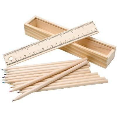 Image of 12 piece pencil set