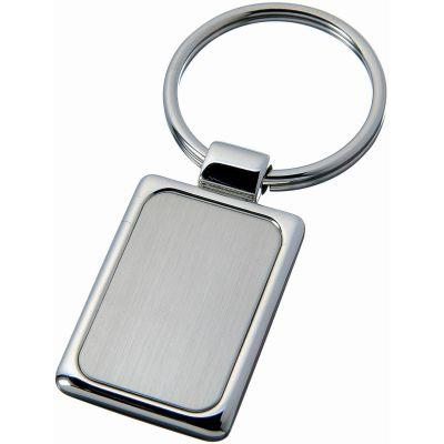 Image of Sergio rectangular key chain