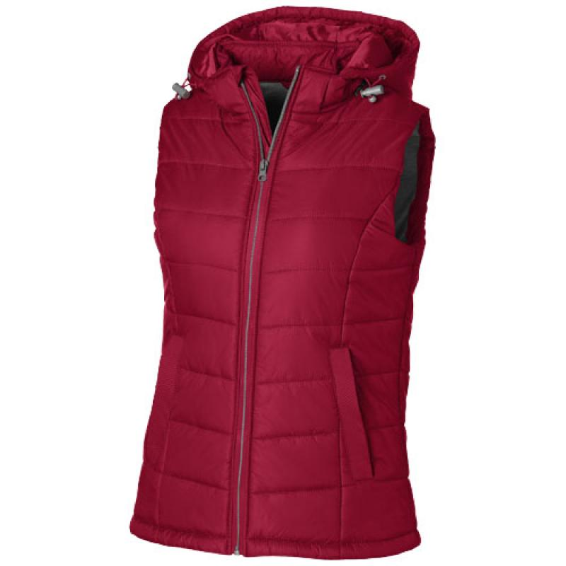 Image of Mixed Doubles ladies bodywarmer