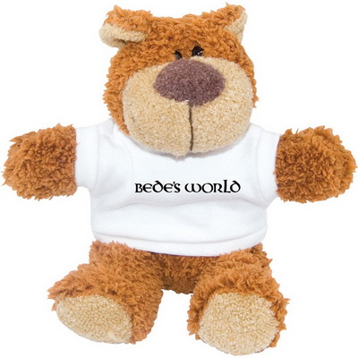 Image of 8 inch Buster Bear and T Shirt