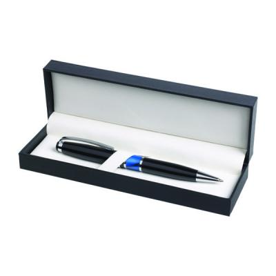 Image of HiLine Cushioned Pen Box Large For 1 Or 2 Pens