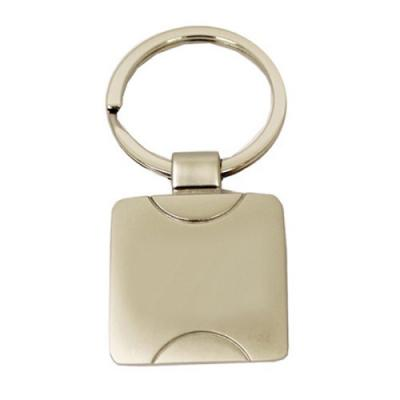 Image of Delta Square Metal Keyring