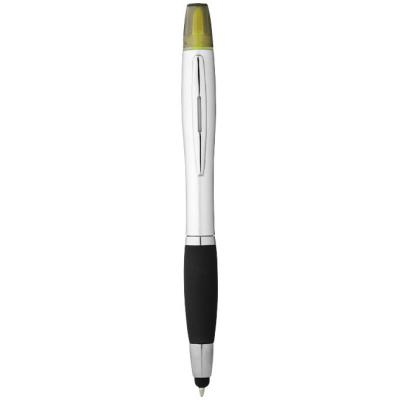 Image of Nash stylus ballpoint pen and highlighter