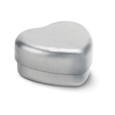 Image of Lip Balm in heart shape tin
