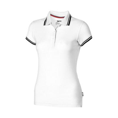 Image of Deuce short sleeve ladies polo