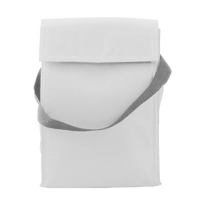 Image of Polyester (420D) cooler/lunch bag