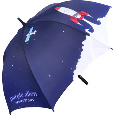 Image of Fibrestorm Auto Umbrella