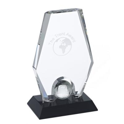 Image of Trent Crystal Globe Award
