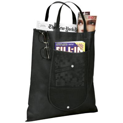 Image of Maple Foldable Non-Woven Tote