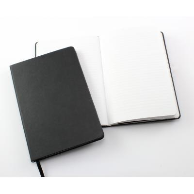 Image of Anthracite Torino Nimbus A5 Casebound Notebook