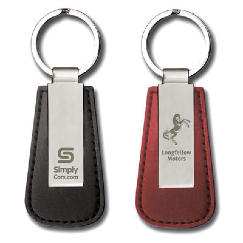 Image of Premium Leather Sapporo Keyring