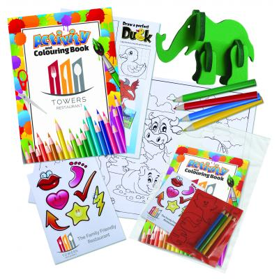 Image of Childrens Activity Pack