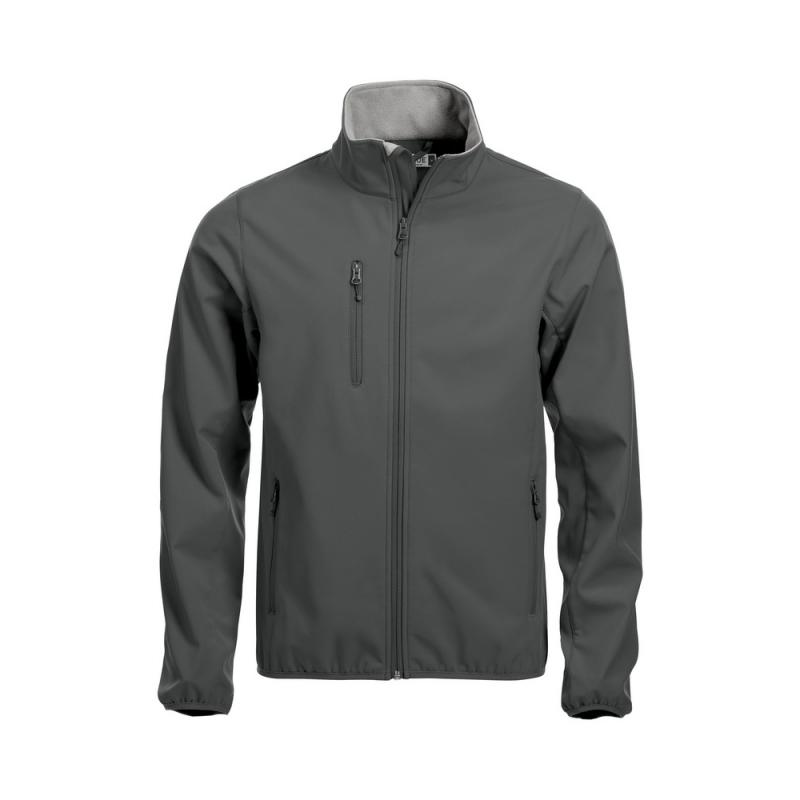 Image of Basic Softshell Jacket